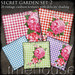 secret garden pack 2 - cushions
