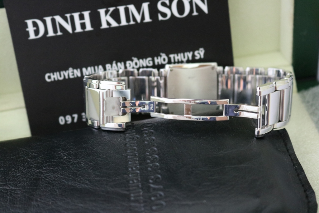 Đồng hồ Patek Philippe 4910 – Model Twenty 4 – Vàng trắng 18k – Size Nữ 30mm