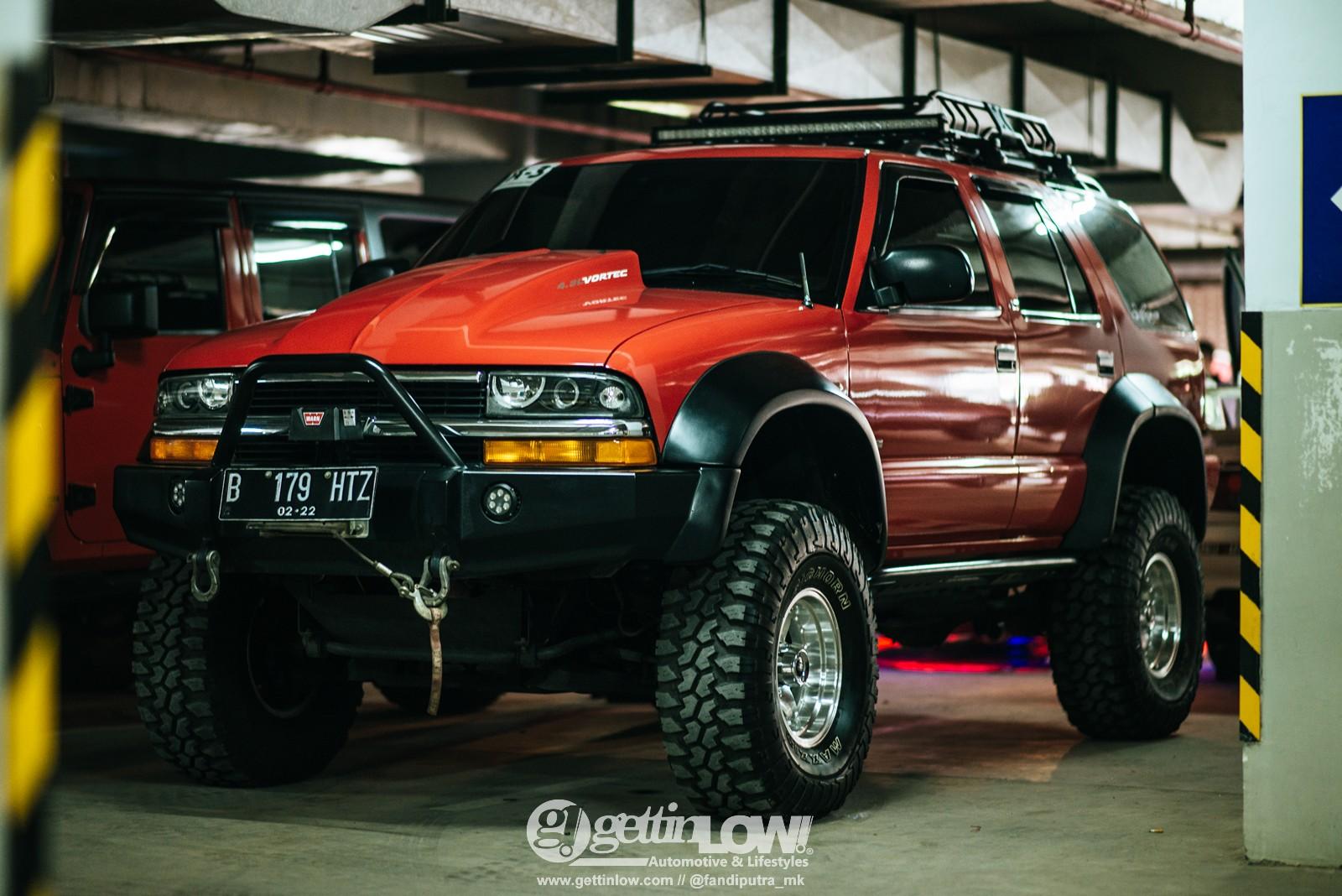 Patriot Auto Modified 2017