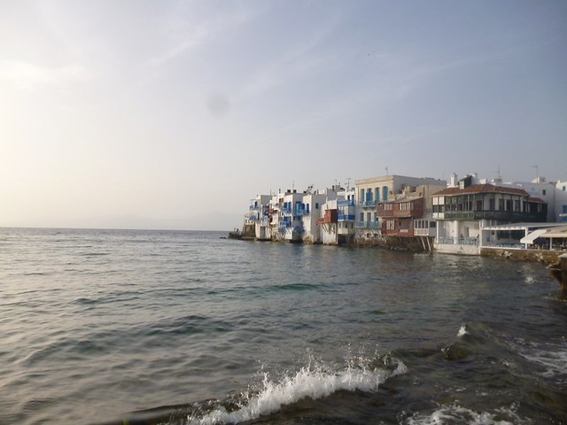 Mykonos's Little Venice
