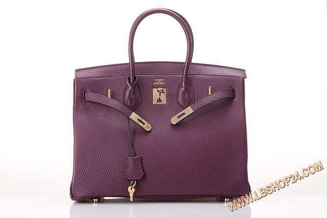 H35铂金荔纹紫色-8