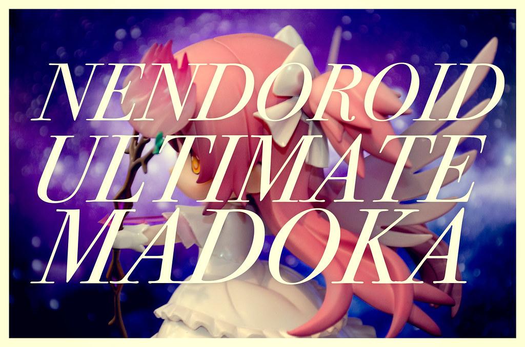 Ultimate Madoka Nendoroid