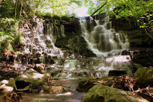 Ledford Mill Falls