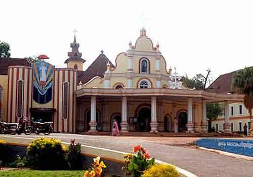 Mannanam Church Annual Feast