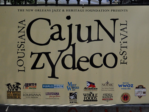 The Cajun-Zydeco Fest