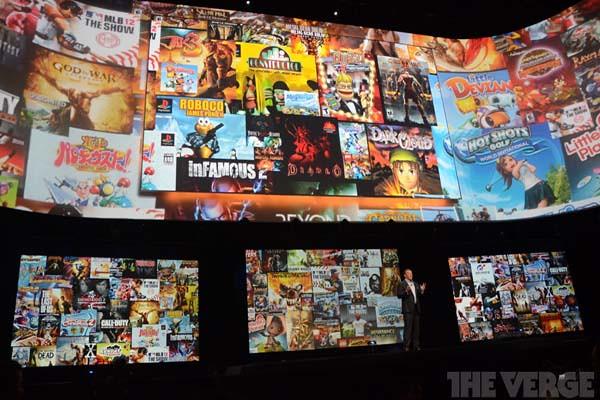 Presentación del PlayStation 4