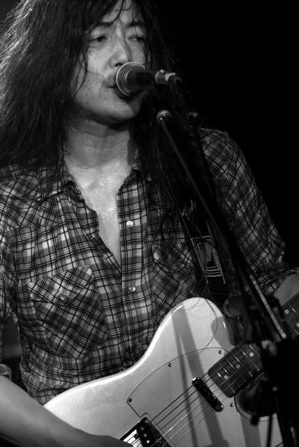 O.E. Gallagher live at Crawdaddy Club, Tokyo, 15 Jun 2013. 340