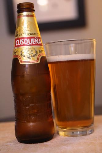 Cusquena Premium Cerveza