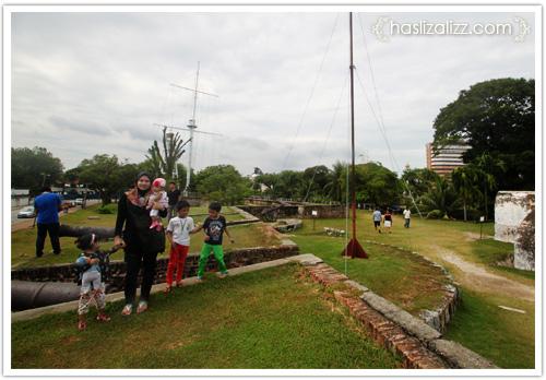 9142603209 ac6ba859a1 o Melawat Fort Cornwallis di Padang Kota Pulau Pinang