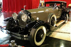 1928 Rolls-Royce Phantom I Riviera Town Car 1