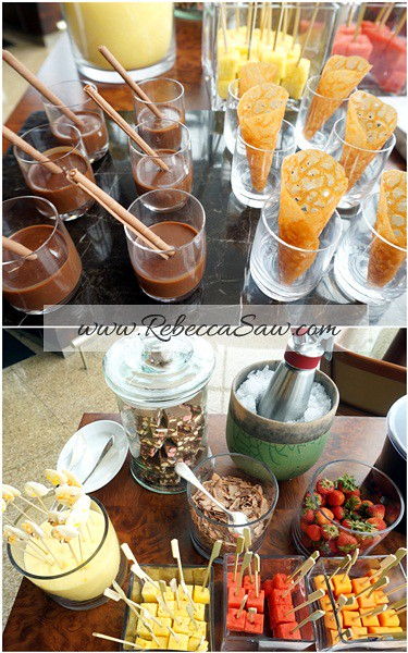Afternoon Tea, Valrhona Chocolate Buffet -Thirty8, Grand Hyatt KL -007