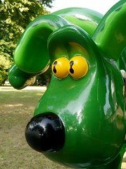 Gromit Unleashed and Aardman Animations