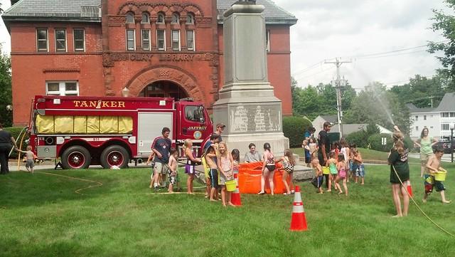 16 Annual Water Fun Day 071113