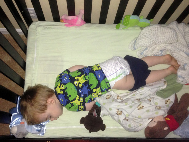 How I Found Connor After Naptime