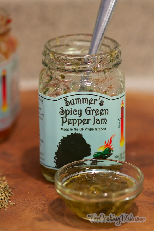 Part 3 Summer's Spicy Green Pepper Jam