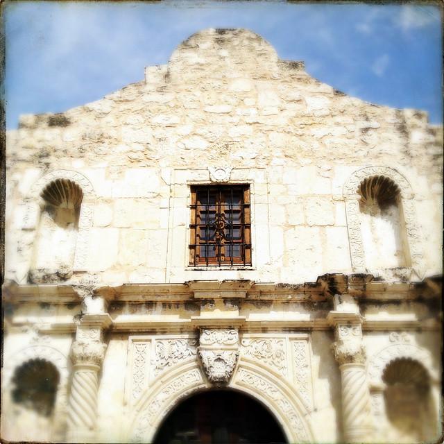 Alamo San Antonio Texas Landmark Historical Mission Don't