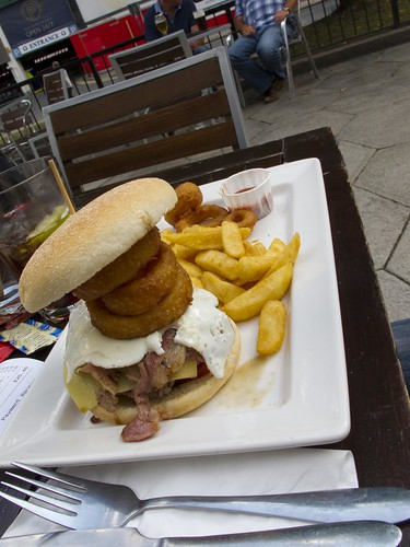 Leeds 12 comiendo