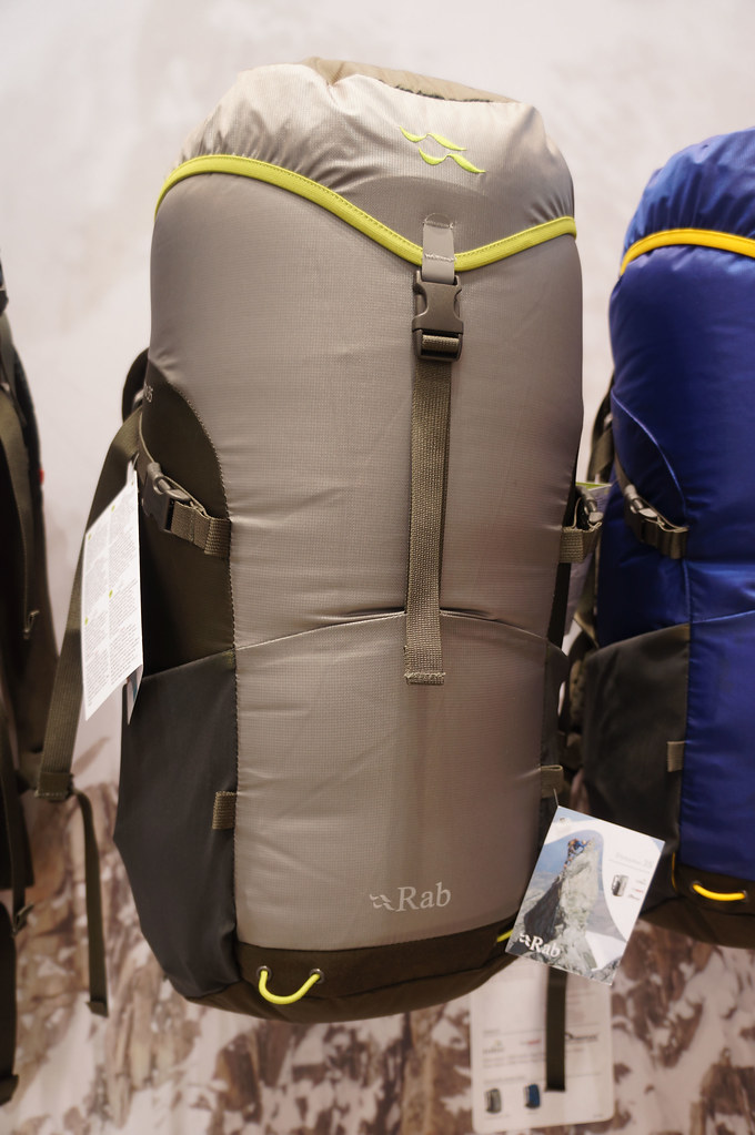 Rab Dynamo 35 backpack