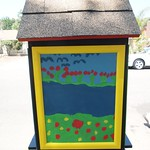 Free Little Library Opening in North Sherman Oaks - 4