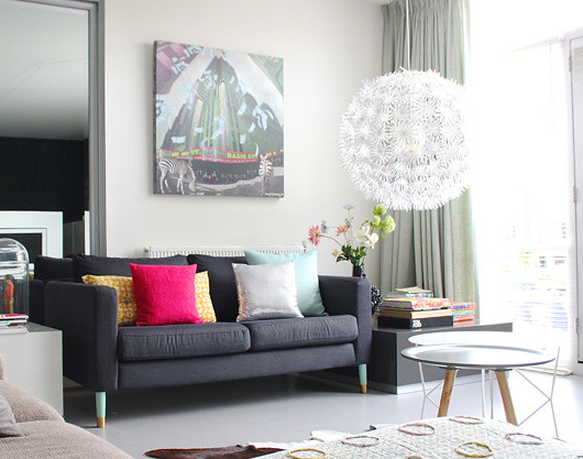Funky netherlands home tour flickr photo sharing - Funky decorating ideas for living rooms ...