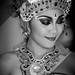 Monochrome - Balinese Dancer