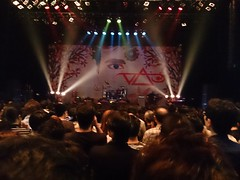 Steve Vai@赤坂Blitz