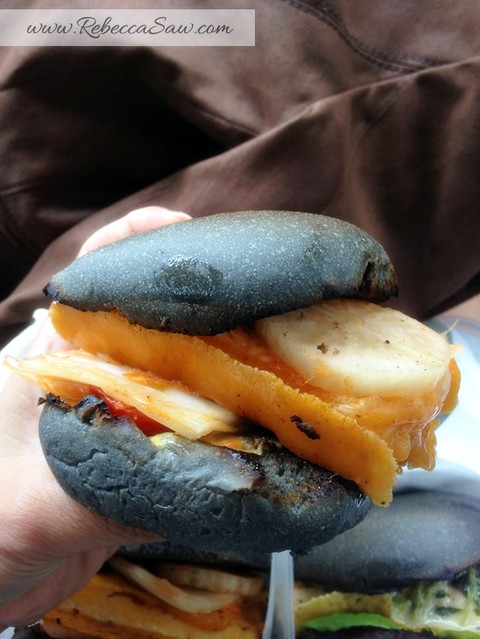 TOFU BURGER - myburgerlab seapark PJ-005