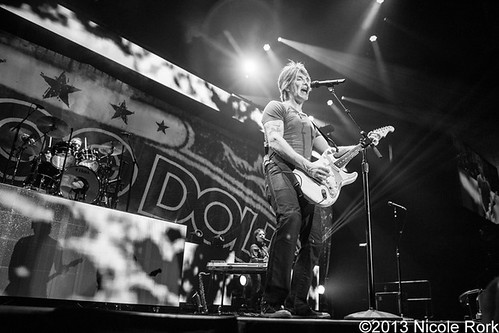 Goo Goo Dolls - 07-24-13 - Valley View Casino Center, San Diego, CA