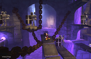Castle of Illusion para PS3