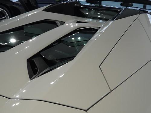 Lamborghini Aventador Roadster HR Owen