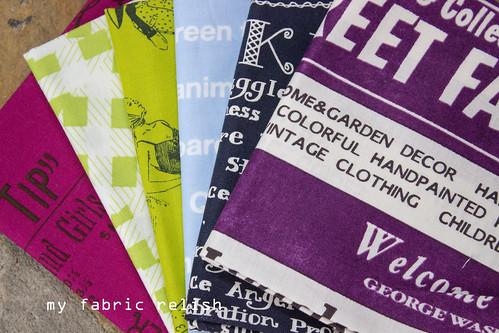 fabrics from BHQ