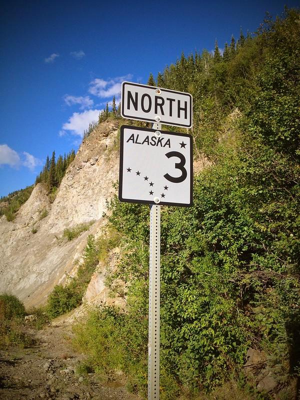 north.