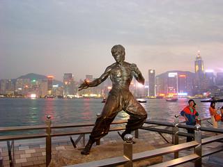 87 Beeld Bruce Lee