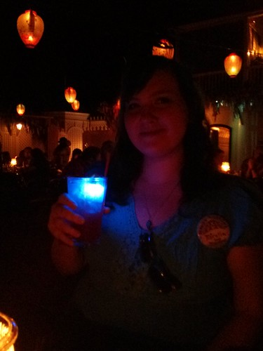 Glow cube!