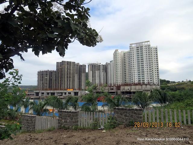 Mystic & Sangria Towers, Megapolis, Hinjewadi Phase 3, Pune 411 057 on 28th & 29th September 2013