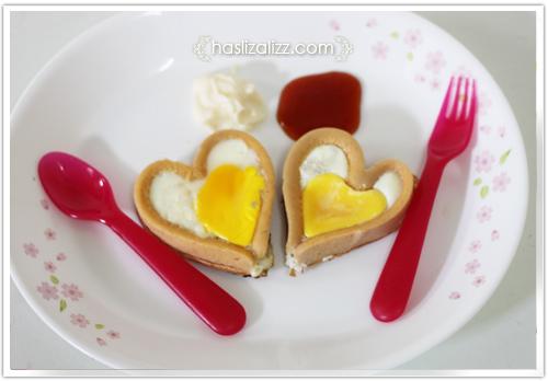 10114601085 6872ee6bfc o sarapan untuk anak | sosej egg with love