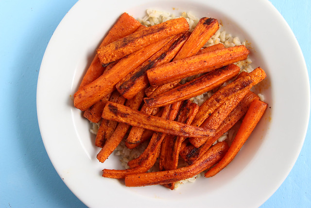 Smoked Paprika Fish With Carrots Recipes — Dishmaps