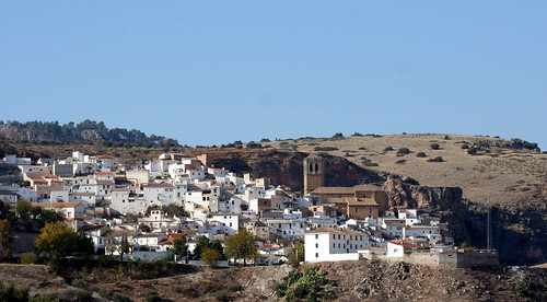 Granada - Colomera 37 21' 49 -3 42' 27