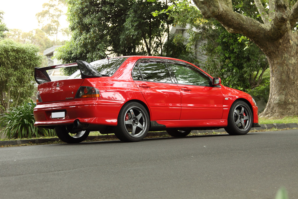 MELB] - Evo 8 GSR [JDM] - Tastefully Modified, Lots of Rare Parts