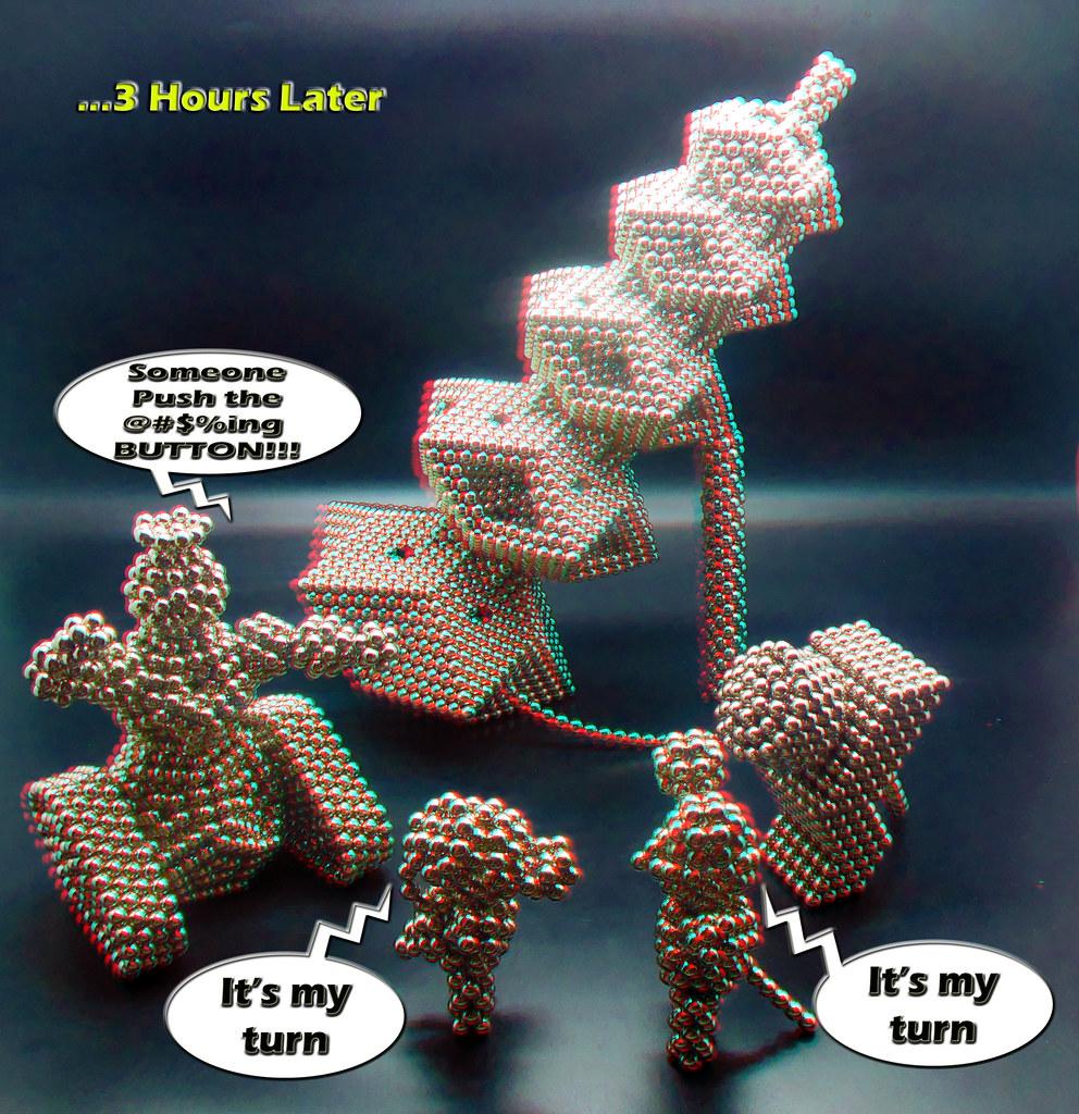 Penta-Bot's-Laser-Test in 3D