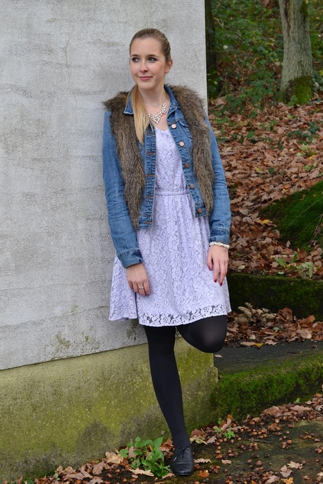 Sommerkleid im Herbst stylen Variante II (2)