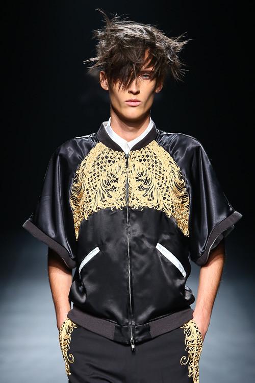 Dzhovani Gospodinov3083_SS14 Tokyo CHRISTIAN DADA(Fashion Press)