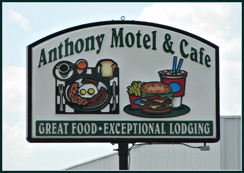 Anthony Motel & Cafe