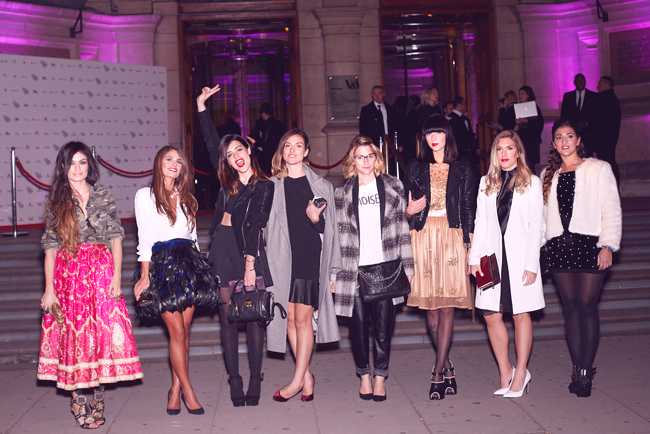 Baleeblu online shop Spanish trip to WGSN Global Fashion Awards London 20
