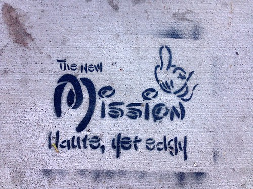 The New Mission: Haute, Yet Edgy