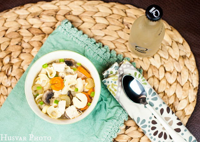 chicken noodle soup recipe in_the_know_mom