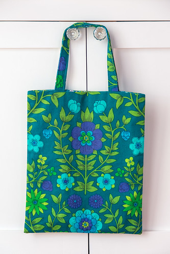 Tote bag I made