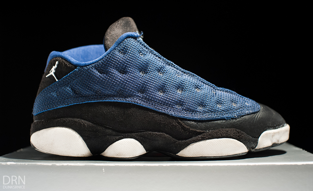 1998 Black & Blue XIII Lows.