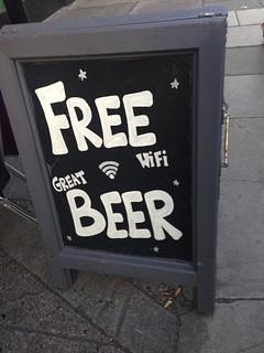Pub Advertising