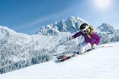 Nassfeld: na lyže, ještě než přijde Ježíšek
